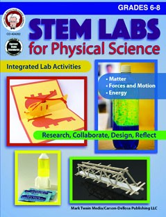 STEM for Physical Science, Science, Biology, Physics, Chemistry, Earth Science, Teaching Resources, Book, Bright Education Australia