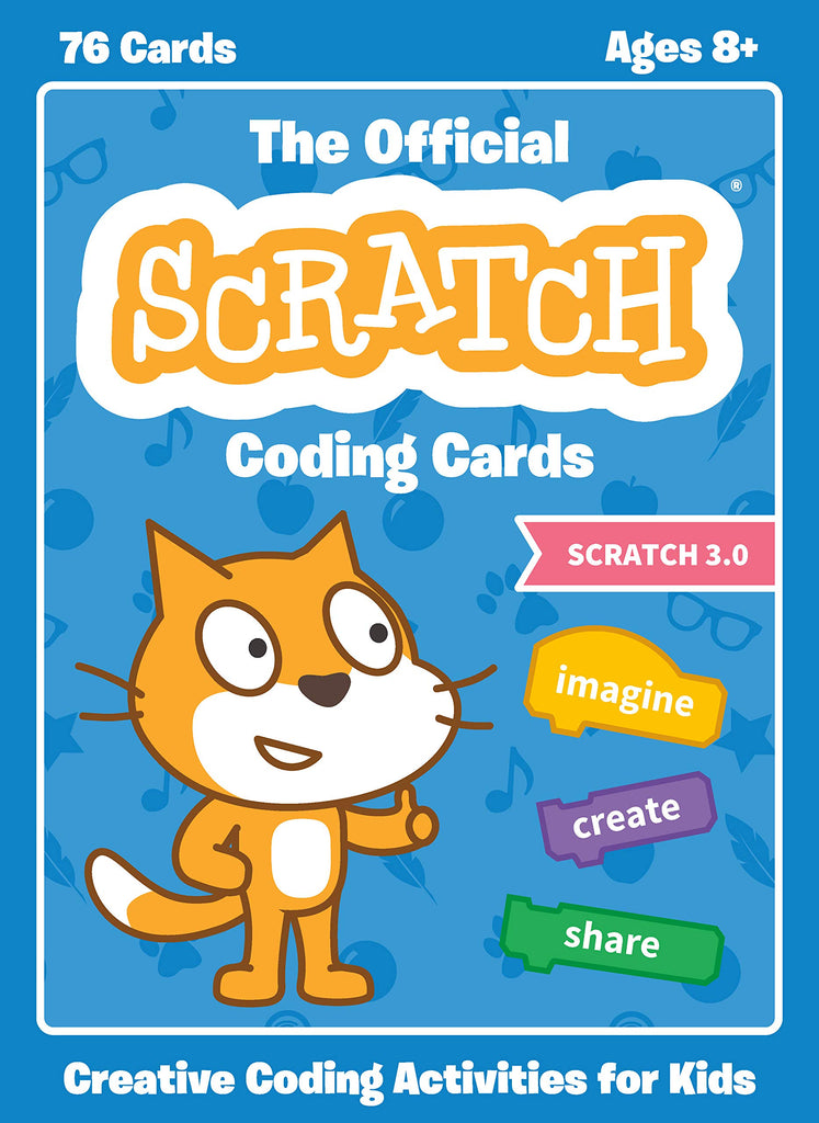 Scratch Coding Cards, Science, Computer Science, Coding, Code, Programming, Engineering, Electronics, Teaching Resources, Book, Bright Education Australia