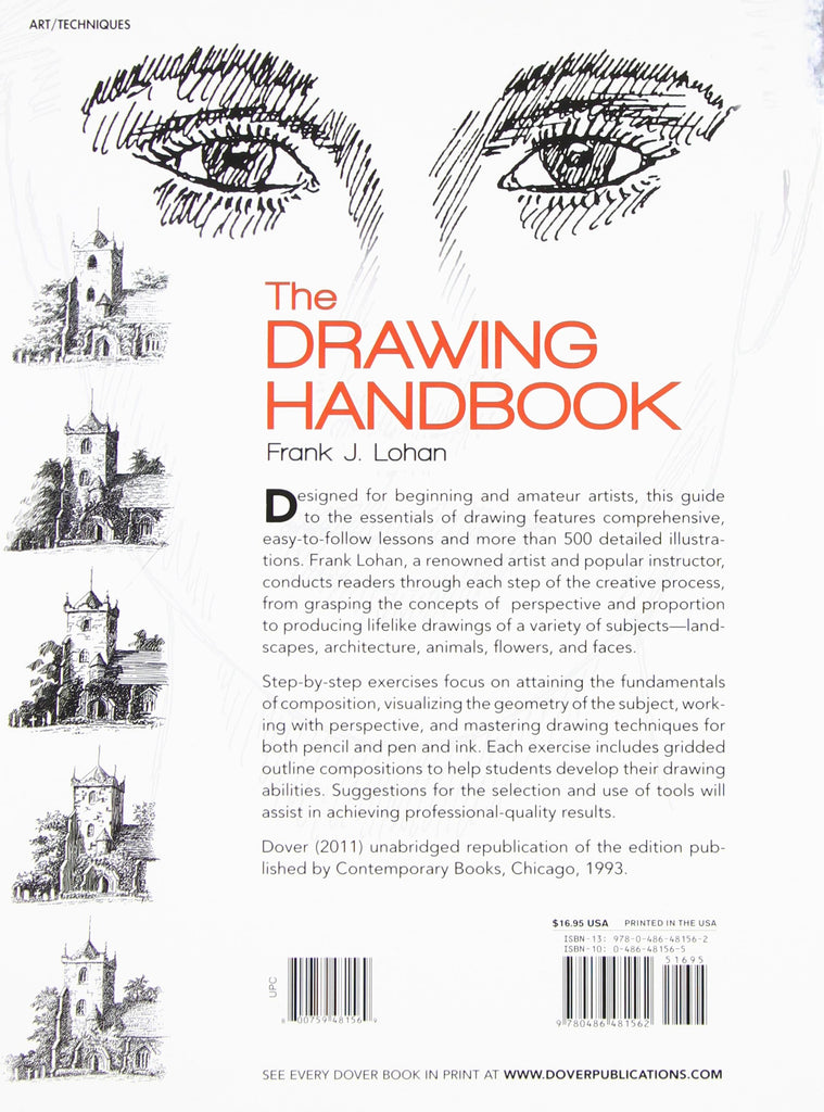 Bright Education Australia, Teacher Resources, Visual Art, Art, Book, drawing, painting, The Drawing Handbook