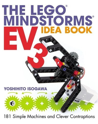 The Lego Mindstorm EV3 Idea Book,  Science, Biology, Physics, Chemistry, Earth Science, Teaching Resources, Book, Bright Education Australia