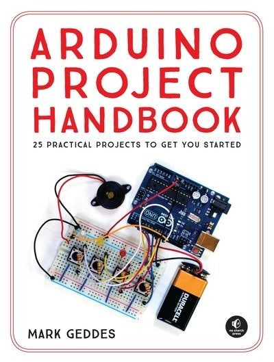 Arduino Project Handbook, Science, Computer Science, Coding, Code, Programming, Engineering, Electronics, Teaching Resources, Book, Bright Education Australia