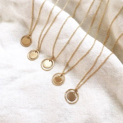 AURORA NECKLACE / GOLD