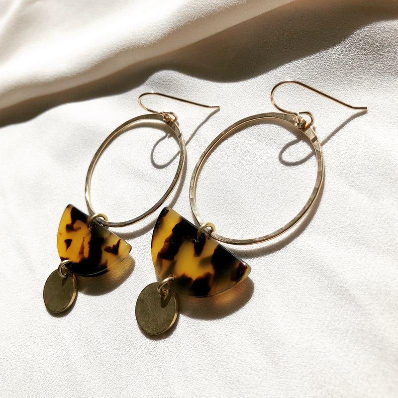PANTHER EARRINGS