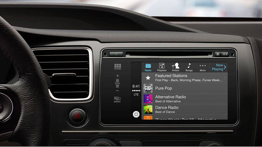 Who invented Carplay?