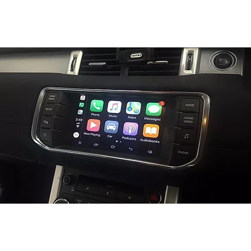 carplay evoque