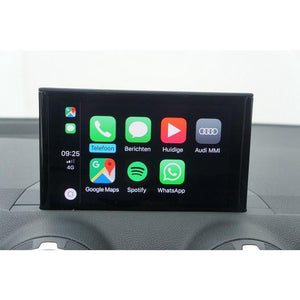 carplay audi q2