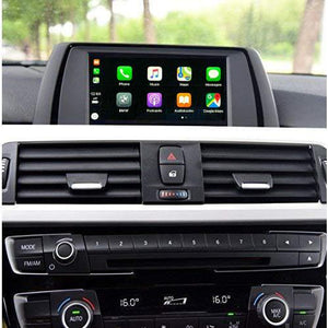 carplay bmw f20
