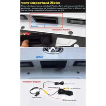 Load image into Gallery viewer, Rear view camera handle for Audi A1