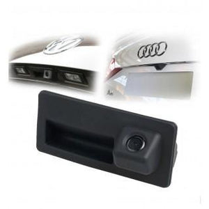 Rear view camera with handle Audi