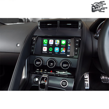 Load image into Gallery viewer, carplay jaguar f-type