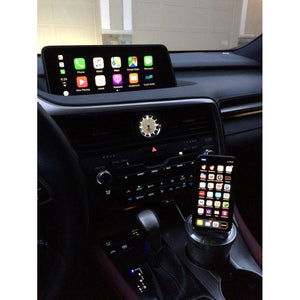 apple carplay lexus is