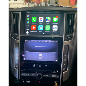 apple carplay infinity q50 xq50 q50l q60