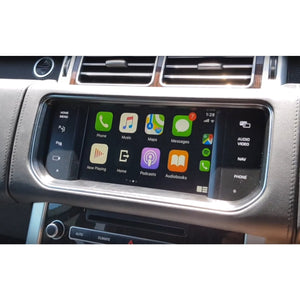 carplay range rover