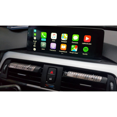 activate apple carplay bmw