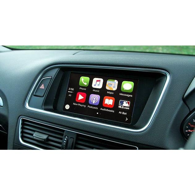 apple carplay audi