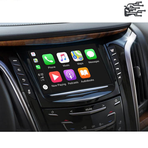 apple carplay cadillac