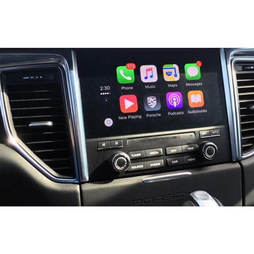 Carplay Porsche PCM 4.0