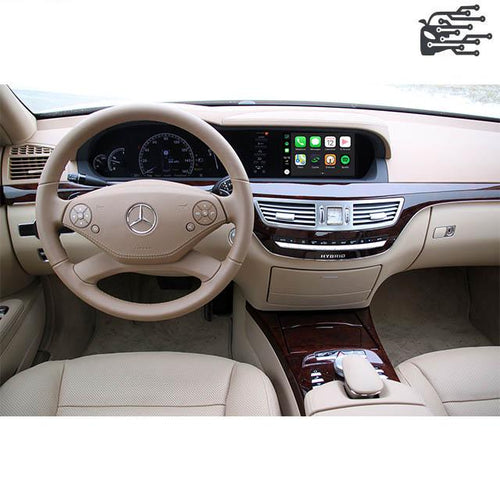 carplay mercedes classe s