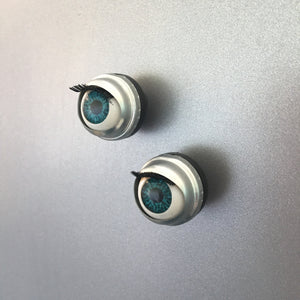 weird magnets unusual refrigerator magnets eyes