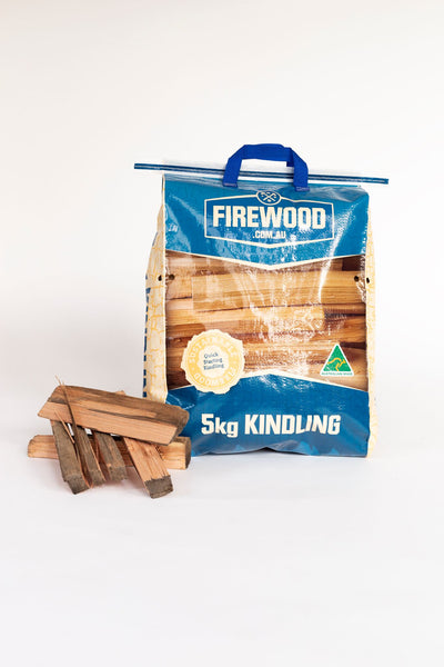 Kindling Bag, Re-use, Recycle, Easy to Open...
