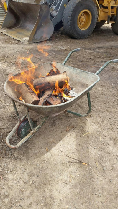 The Green Centre - BBQ FUN - Redgum Firewood