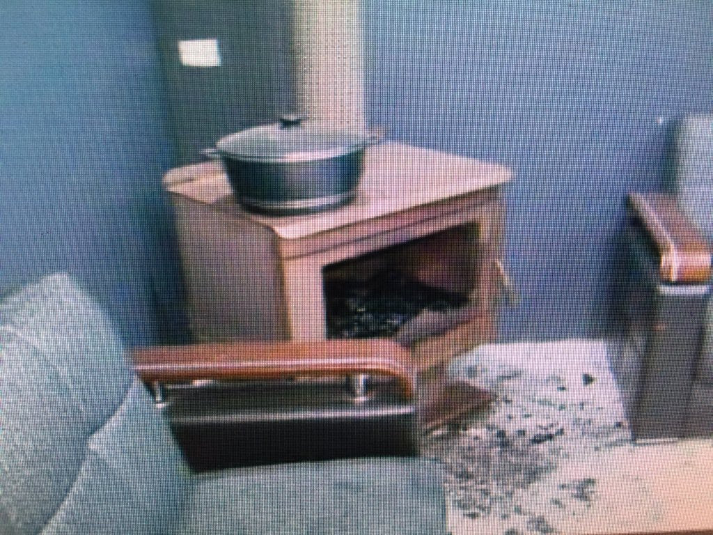 Wood heater explodes... Coolaroo