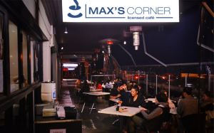 Max's Corner - Woodfired Pizzas