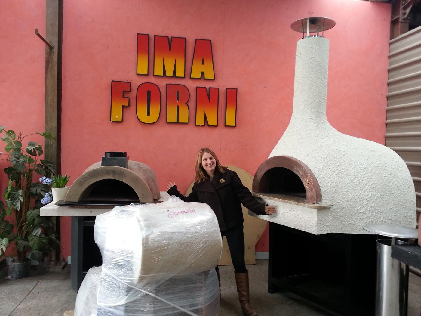 Polito (formerly Ima Forni) Commercial & Domestic Wood Fired Ovens