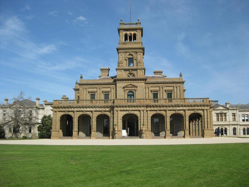 Werribee Mansion Grounds