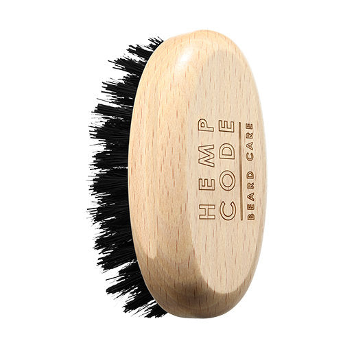 HEMP CODE Beard Brush