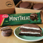 Giant Mint Treat Cookie Pack