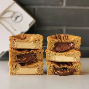 Nutella & Caramilk Cookie Pie Pack