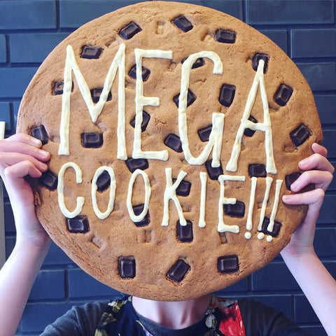 "Mega 16"" Pizza Cookie"