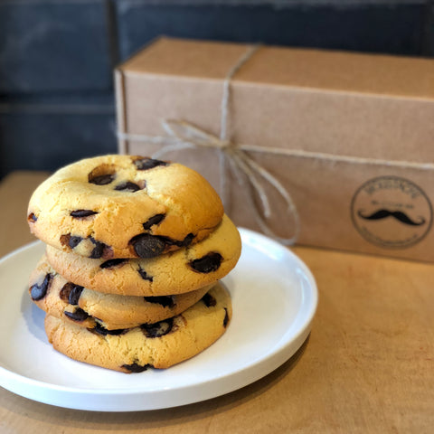 Moustache Protein Cookie Pack