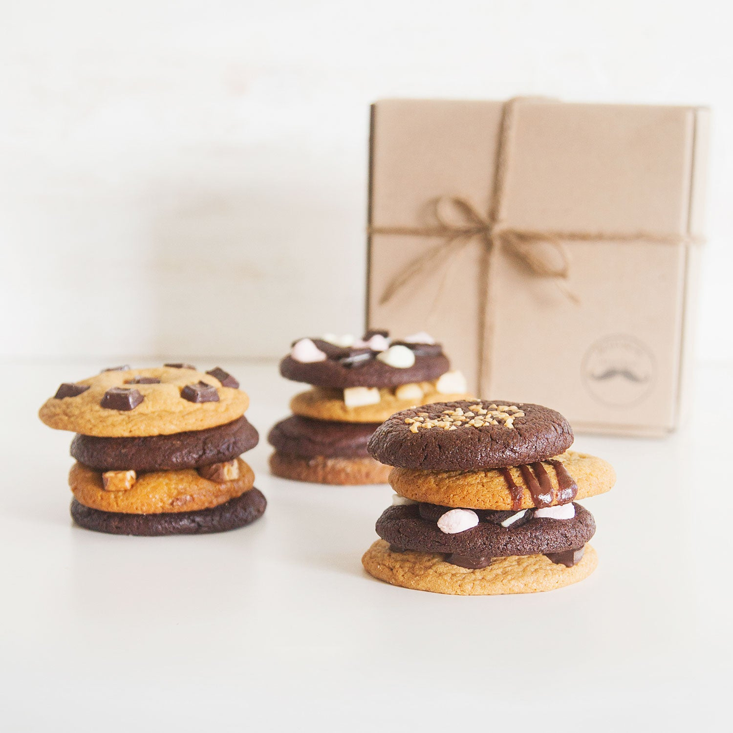 Celebration Pack • 8, 12 or 16 Assorted Cookies