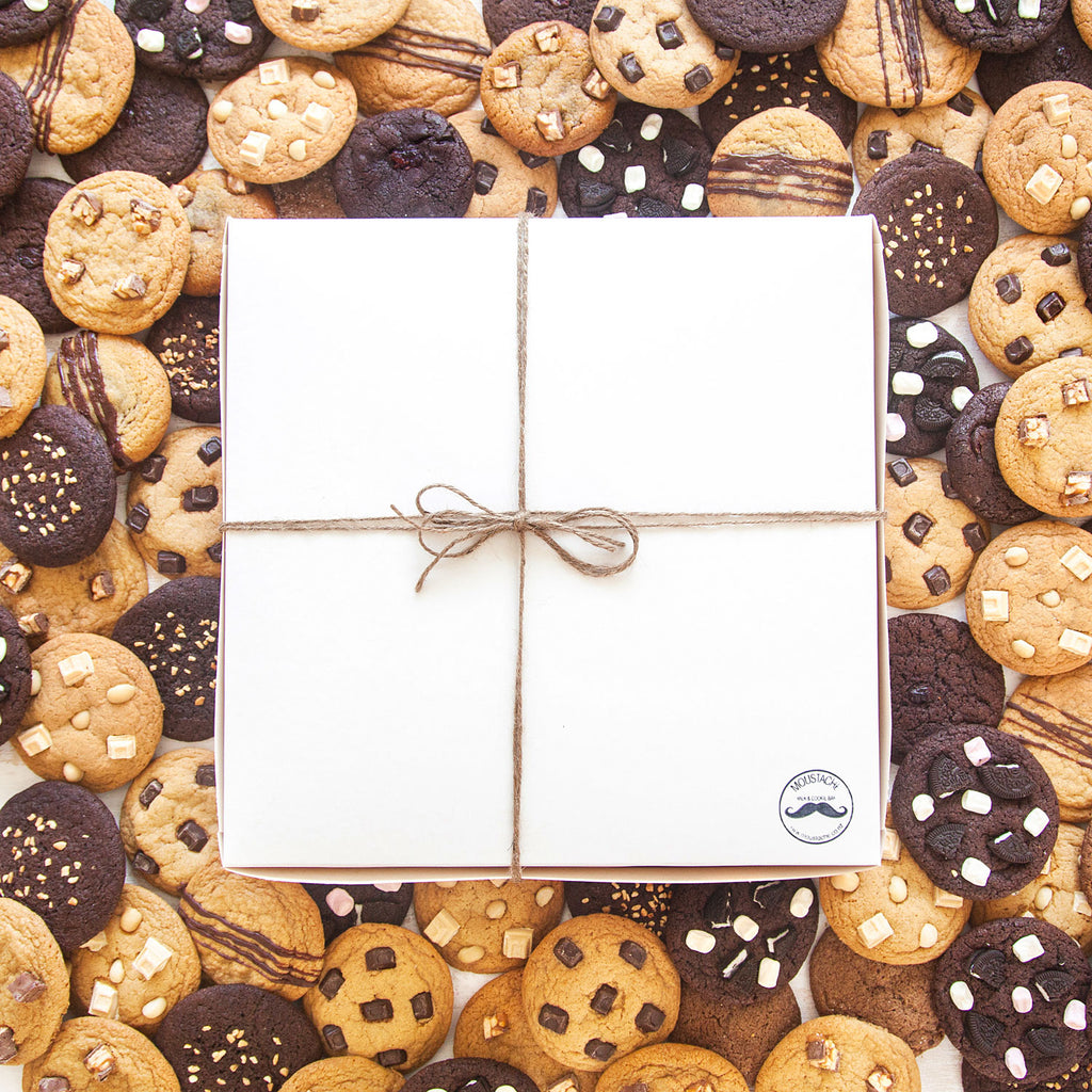 Corporate Pack • Bulk Assorted Cookies