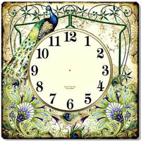 "Full Square/Round Drill 5D DIY Diamond Painting Floral "" Flower Clock Landscape "" Embroidery Cross Stitch - Great Breakthrough"