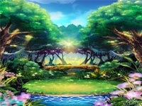 "Full Square/Round Drill 5D DIY Diamond Painting Scenic "" Cartoon Landscape "" Embroidery Cross Stitch - Great Breakthrough"
