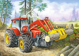 5D DIY Full Square Diamond Painting Vehicle Tractor Cock Diamond Embroidery  Picture Of Rhinestone