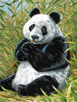 Full Square/Round Drill 5D DIY Diamond Painting Animals Panda Scenery Daimond Embroidery Rhinestone - Great Breakthrough