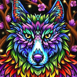 5D Diamond Painting Animals Diamond Art Full Drill New Arrival Cross Stitch Sale Home Decoration - Great Breakthrough