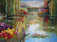 Full Square Diamond Painting Scenic Landscape 5D DIY Diamond Mosaic Flowers Picture Of Rhinestone Embroidery Decor Home - Great Breakthrough