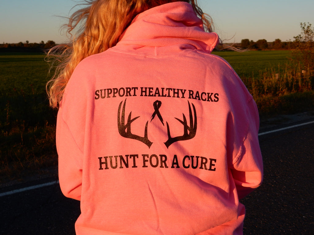 Support Healthy Racks Hoodie