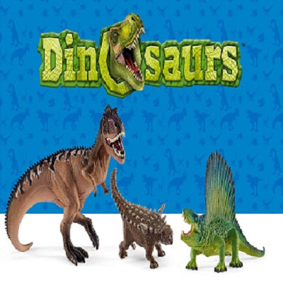 Dinosaurs & Playsets