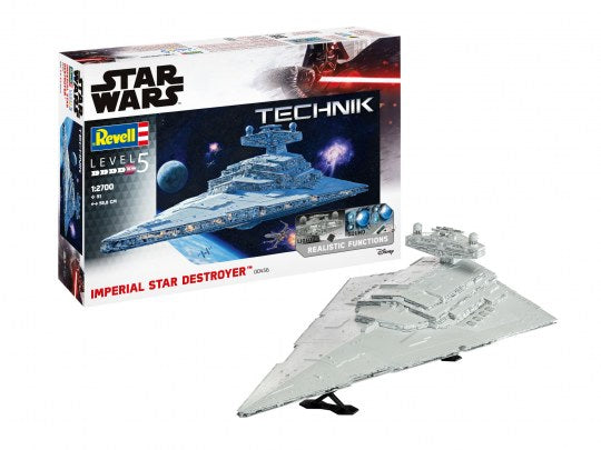 Revell 00456 Imperial Star Destroyer -Technik