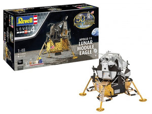 Revell 03701 Gift Set - Apollo 11 Lunar Module Eagle