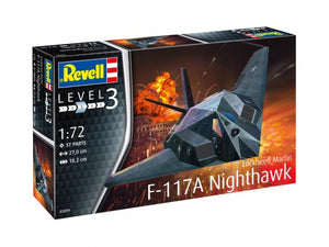 Revell 03899 F-117A Nighthawk Stealth Fighter