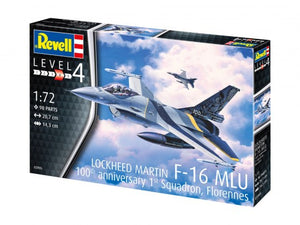 "Revell 63905 Model Set - F-16 MLU ""100th Anniversary"""
