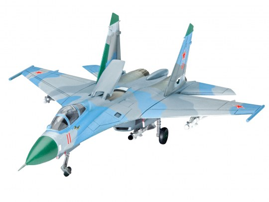 Revell 63948 Model Set - Suchoi Su-27 Flanker