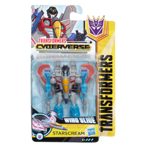 TRANSFORMERS E1894 CYBERVERSE STAR SCREAM